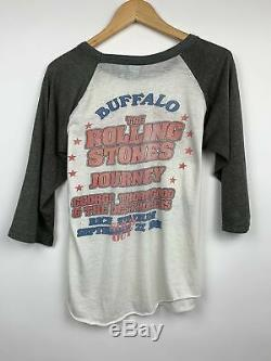 1981 Vintage The Rolling Stones T Shirt