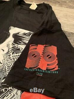 1989 Rolling Stones Tattoo You Vintage T-Shirt