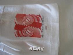 Deadstock Vintage Rolling Stones Sticky Fingers'89 T-Shirt