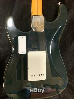 Fender Japan Vintage 1989 Eric Clapton BLACKIE Stratocaster Beautiful