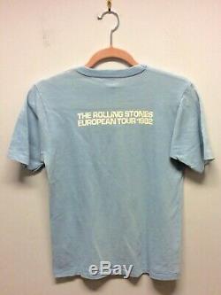 Genuine Vintage Rolling Stones Still Life European Tour T-shirt 1982