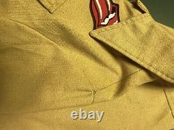 Keith Richards Style Jacket Vintage Mens M-L