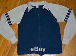 RaRe 1981 ROLLING STONES vtg rock concert sweatshirt jacket tour shirt (M) 80s