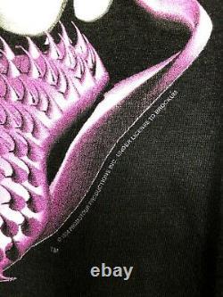 Rolling Stones 1994 Voodoo Lounge World Tour Shirt Brockum Size L