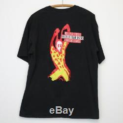 Rolling Stones Shirt Vintage tshirt 1994 Voodoo Lounge World Tour Rock Band 90s