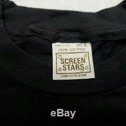 VTG ROLLING STONES 1981 T-Shirt Screen Stars Sz Small Single Stitch Never Worn