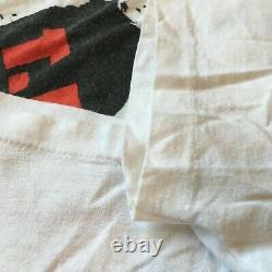 VTG T. Rex Glam Rock Band Shirt Single Stitch David Bowie Beatles Rolling Stones