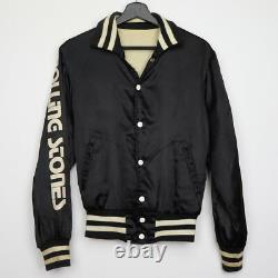 Vintage 1978 Rolling Stones Some Girls New Orleans Concert Jacket