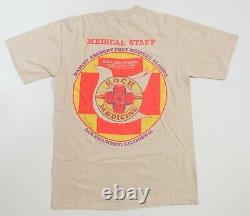 Vintage 1981 Rolling Stones t-Shirt Staff Tour Tee Small Original Tattoo You s