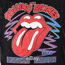 Vintage 1994 Rolling Stones Voodoo Lounge Tour Shirt
