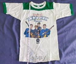 Vintage 70s Beatles lennon 60s Rolling stones pink floyd nirvana 80s 90s t-shirt