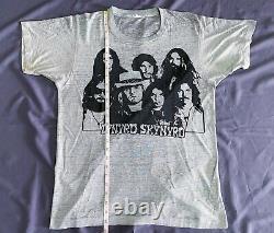 Vintage 70s Lynyrd Skynyrd beatles rolling stones nirvana 80s 90s tee t-shirt