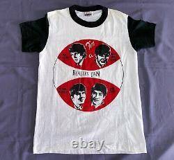 Vintage 70s beatles iron maiden rolling stones nirvana 80s 90s rock tee t-shirt