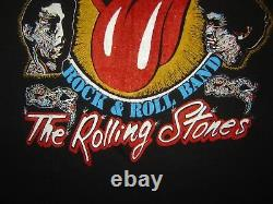 Vintage Concert T-Shirt THE ROLLING STONES 81 TATTOO YOU NEVER WORN NEVER WASHED