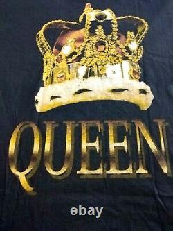 Vintage Queen 90's t-shirt Metallica Nirvana Guns n' Roses Rolling Stones Oasis