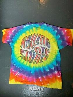 Vintage Rolling Stones 1994 Promo Tour Shirt (Size XL)