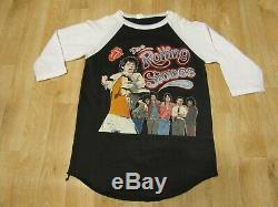 Vintage The Rolling Stones tour shirt Tattoo You 1980s 80s raglan