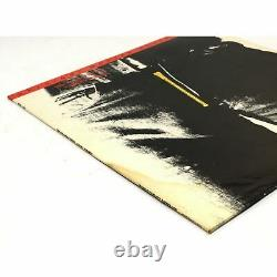Vintage VINYL MUSIC RECORD Lot 5 THE ROLLING STONES ALBUMS Exile STICKY Beggars