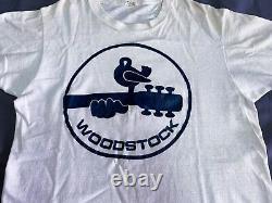 Vintage woodstock iron maiden rolling stones nirvana 80s 90s rock tee t-shirt
