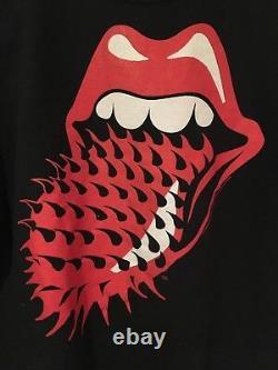 Vtg Rolling Stones 1994 Rolling Stones Budweiser Tour Sweatshirt Rock Men XL