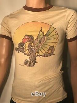 1978 Rolling Stones Joyeux Anniversaire, Mick! Shirt Concert Vintage
