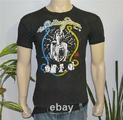 1978 Rolling Stones Vtg Rock Concert Tour T-shirt (m/l) Rare 70's Mick Jagger