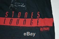 1994 Vtg Rolling Stones Salon Voodoo Sur Tout Tour Shirt Nos Brockum Taille XL