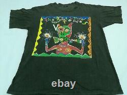 90 Vintage The Rolling Stones Voodoo Lounge T Shirt Live Tour 1995