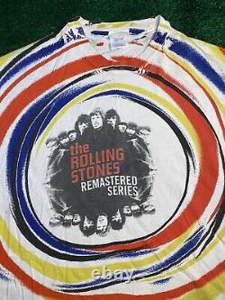 Chemise Vintage Rare Rolling Stones
