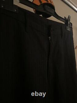 Comme Des Garçons Homme Pantalons Plus S / S05 Rolling Stones Lèvres Archivent Cdg Vintage
