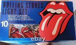 Étones Rolling Décoratives 10 Light Set Homme Cave Neon Sign Party Lampe Vintage
