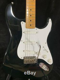 Fender Japon Vintage 1989 Eric Clapton Stratocaster Blackie Belle