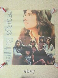 Lot De 3 Affiches Vintage Rolling Stones