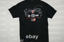 Rare Vintage Rolling Stones 1998 Bridges To Babylon Tour T Shirt XL