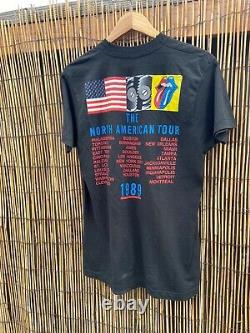 Rolling Stones Vintage 1989 T-shirt