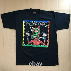 Rolling Stones Voodoo Lounge Tour Vintage T-shirt 1994 Deadstock XL Japon F/s