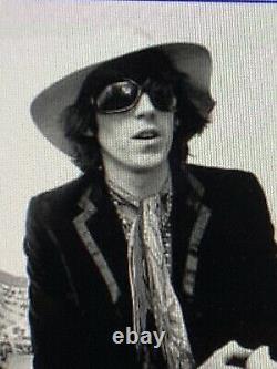 Solflex Vtg 60s Bill Wyman Rolling Stones Mega Bubble Wrap Bug-eye Lunettes De Soleil 2