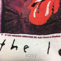 T-shirt Rolling Stones Des Années 90 Full Print Vintage Berberjin Weber From Japan