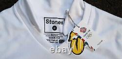 The Rolling Stones Chemise Très Rare 2018 Selfridges Londres Pas De Tournée De Filtre