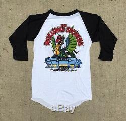 Vintage 1981 Rolling Stones San Francisco Jersey T-shirt
