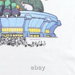 Vintage 1981 Rolling Stones Tour Jersey Shirt
