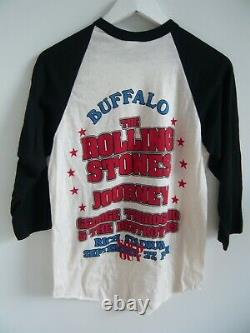 Vintage 1981 The Rolling Stones Concert T-shirt