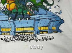 Vintage 1981 The Rolling Stones Dragon T Shirt Sz M Raglan Concert Tour Band