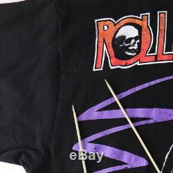 Vintage 1994 Rolling Stones Voodoo Lounge Visite T-shirt