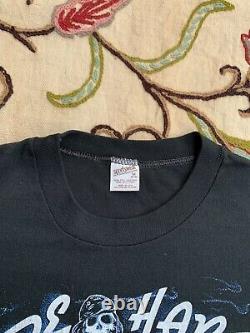 Vintage Années 70 Harley Davidson Conduit Zeppelin Rolling Stones Nirvana T Shirt Années 80 90