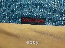 Vintage L'étonne Rolling Made Dans La Shade Lp Dragonfly Button Robe Chemise XXL