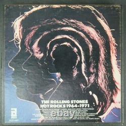 Vintage Rolling Stones Hot Rocks 64-71 Reel To Reel 4 Track 3 3/4 Ips Works
