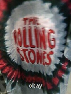 Vintage T.n.-o. 1994 Rolling Stones Double Sided Tshirt Rock Tee XL